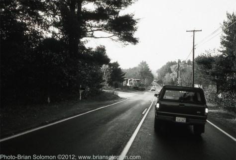 New England Central Monson Massachusetts October 2001.