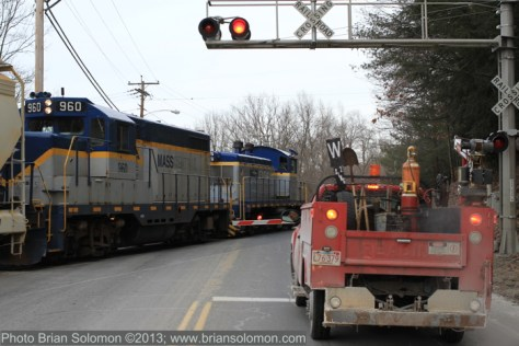 Railroad Grade Crossing