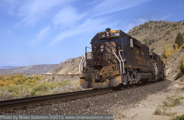 D&RGW SD40T-2