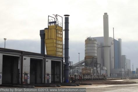 Lough Rea Power Station