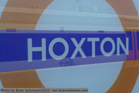 Hoxton Station