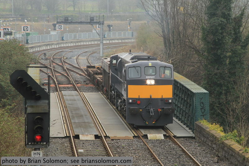 Irish Rail 0117077