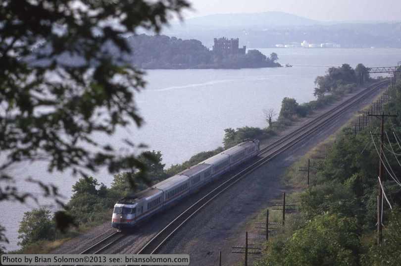 Amtrak turbotrain