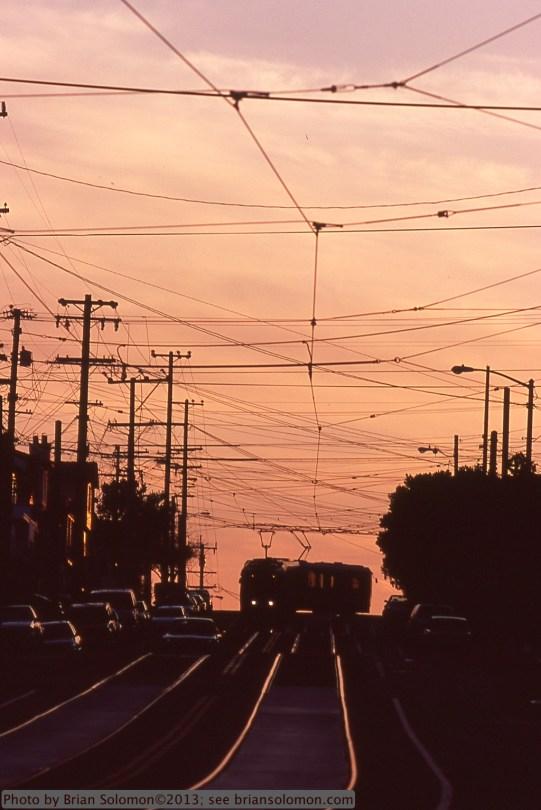 Muni Light Rail