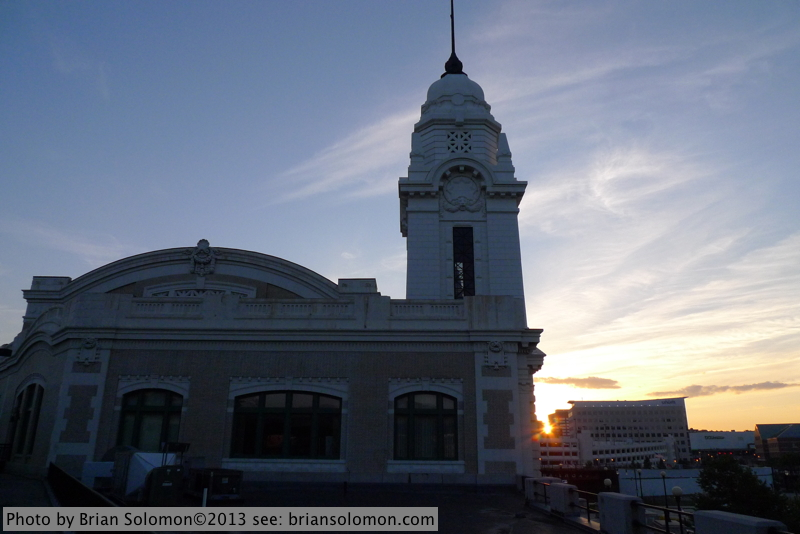 Worcester Union Station