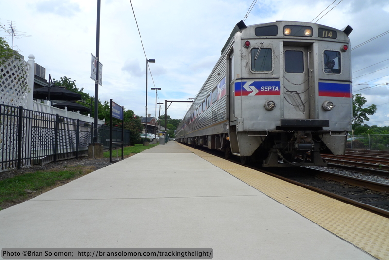 SEPTA at Doylestown