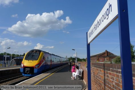 Meridian train