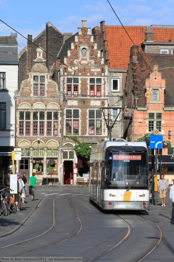 Tram, Gent