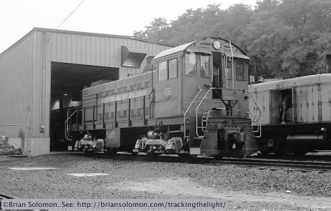 Alco switcher