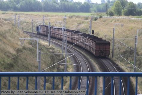 RWE Power coal train