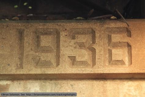 Bridge date.