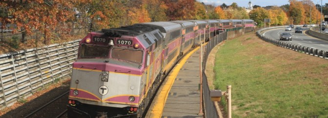 MBTA Sunday October 27, 2013—Part 1