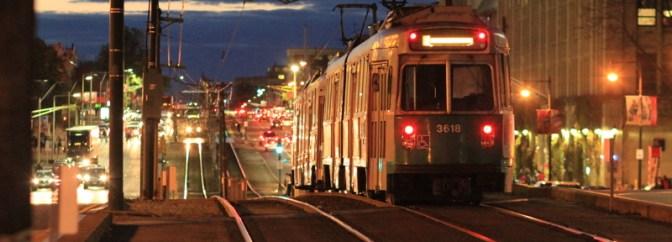 DAILY POST: MBTA Boston October 27, 2013—Part 2