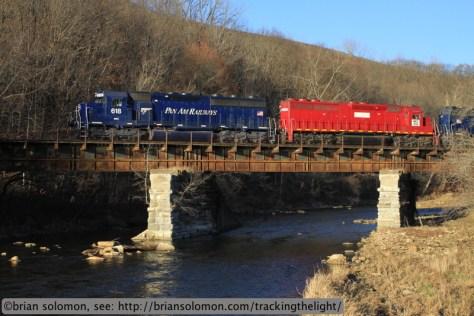 Hoosic River Bridge.
