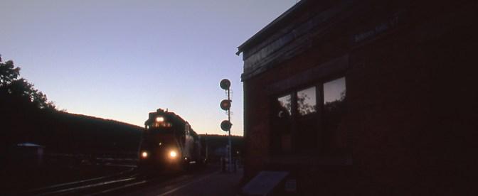 DAILY POST: Vermont Twilight