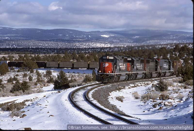 Southern Pacific GP60s