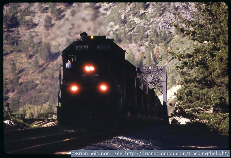 Southern Pacific Donner Pass