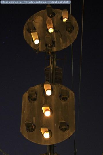 Railroad signal.