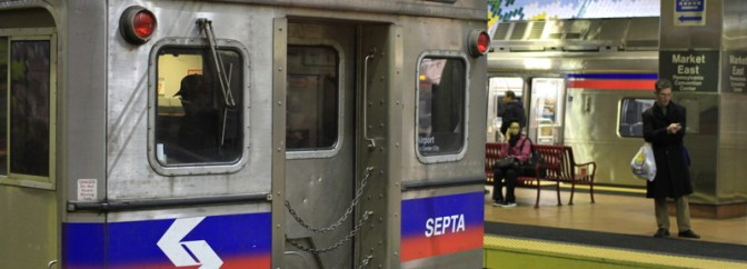 DAILY POST: Exploring SEPTA