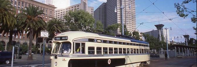 San Francisco PCC in Kansas City Colors—Daily Post