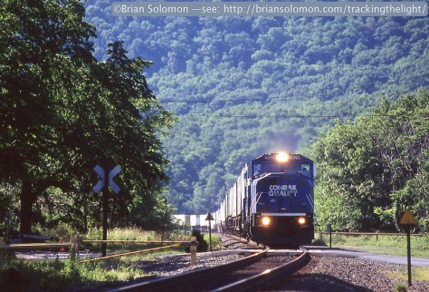 Conrail_SD60I_TVLA_mp41_Iona_Island_June27_1997©Brian_Solomon_236359