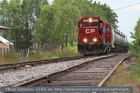 Canadian Pacific Railway | Tracking the Light