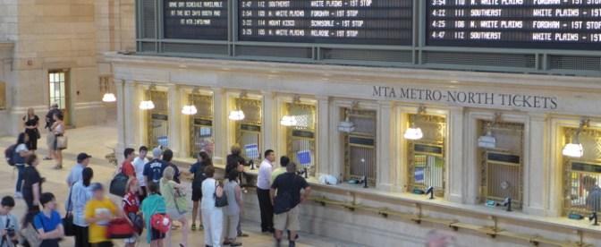 Grand Central Terminal, New York City.