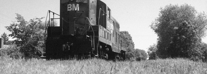 Boston & Maine Local Freight