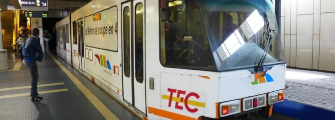 Charleroi Metro—Part 1