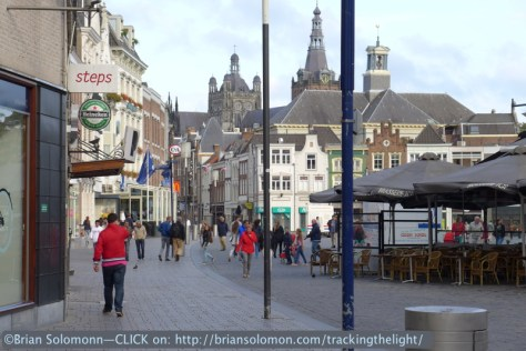 Market square Den Bosch in August 2014. Lumix LX7 photo.