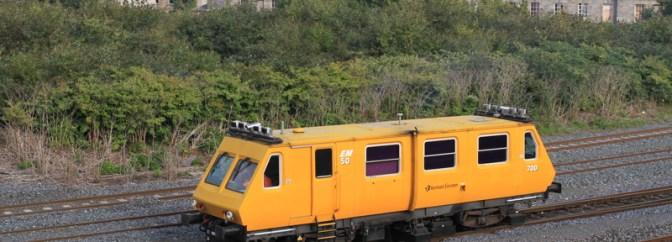 Special Post: Irish Rail EM50 at Islandbridge Junction