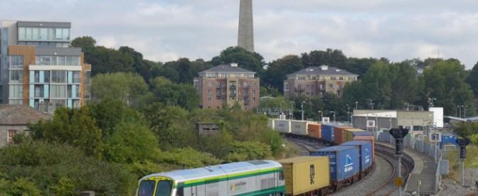 Special Post: More views of Irish Rail 215
