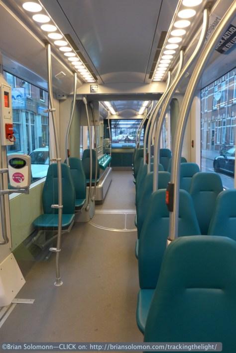 RET number 8 tram.