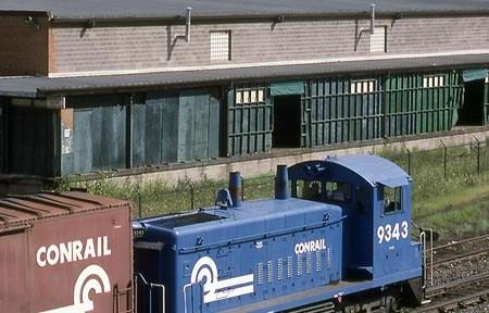 Classic Conrail: Altoona, Pennsylvania