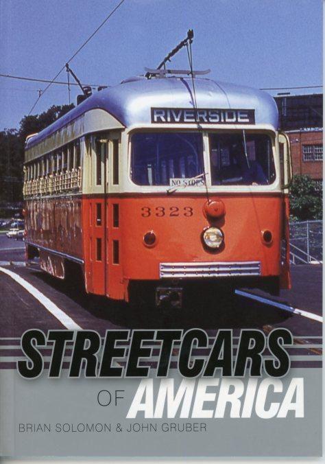 Streetcar book cover©Brian Solomon 899170