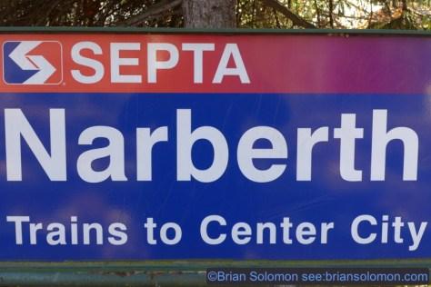 SEPTA_Narberth_PA_sign_P1100450