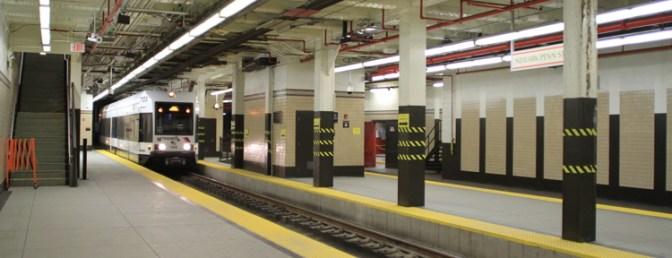 Newark City Subway.