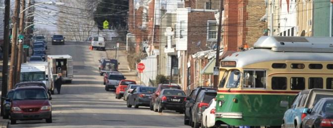 SEPTA's Philadelphia Streetcars in Eight Photos.
