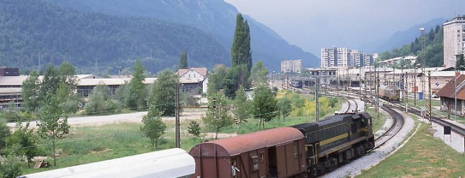 General Motors at Jesenice, Slovenia, August 2003.