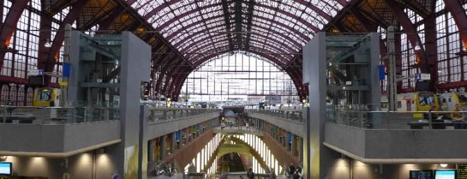 A Dozen New Photos: Antwerpen Centraal‑Part 2.