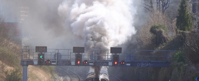 Steam in the Gullet; Railway Preservation Society Ireland's Marble City