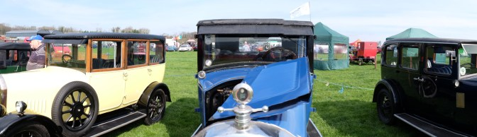 Tracking the Light visits the Durrow Vintage Show—20 images & More!