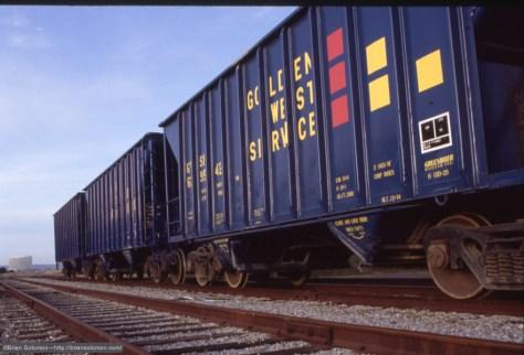 SP_Golden_West_cars_summer_1992Brian Solomon 234120