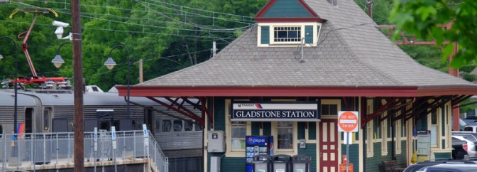 Gladstone Station—Three Photos.