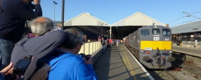 EXTRA POST: Irish Railway Record Society 071 Railtour 18 July 2015