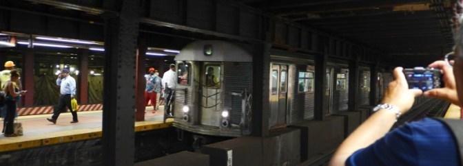 New York City Subway Underground!