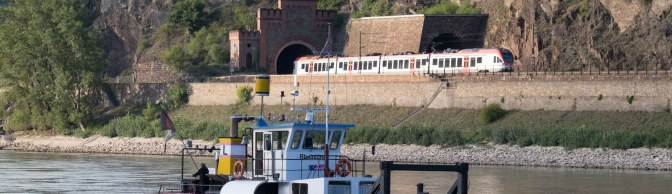 Flirts along the Rhein