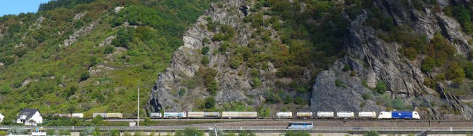 Tracking the Light EXTRA: Taurus, Intermodal, and the River Rhein—September 10, 2015