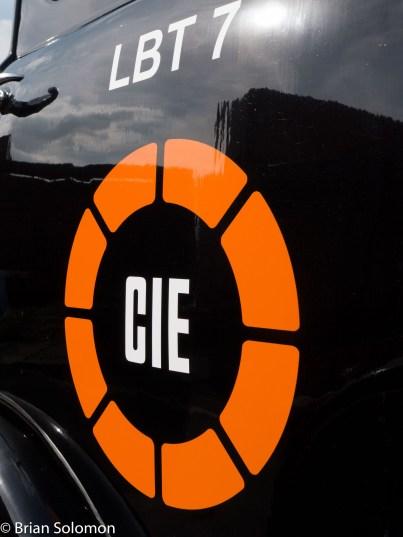 CIE's 1960s era logo.