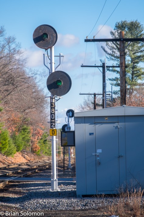 How many more days will these old signals serve as intended?